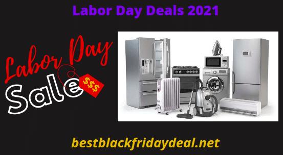 Labor Day Appliances sales 2021