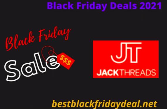 Jackthreads Black Friday Deals 2021