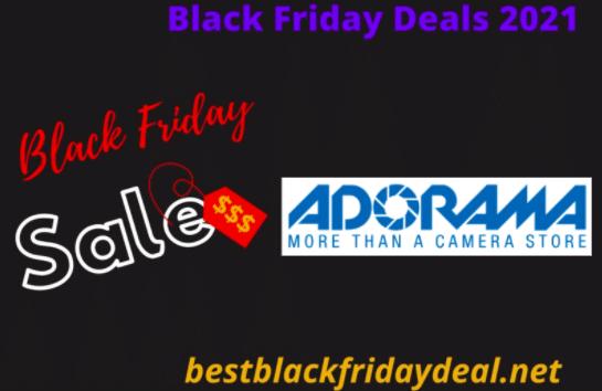 Adorama Black Friday Deals 2021
