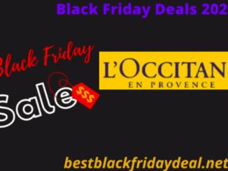 L'Occitane Black Friday Deals 2021