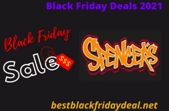 Spencers Gift Black Friday 2021