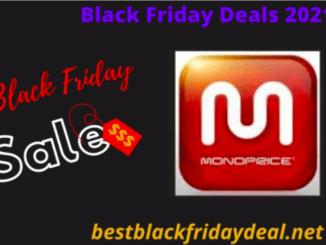 Monoprice Black Friday Deals 2021