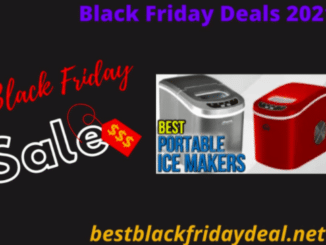 Portable Ice Maker Black Friday 2021