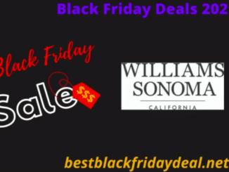 Williams Sonoma black friday 2021