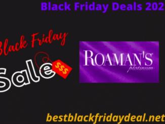 Roaman's Black Friday Deals 2021