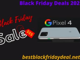 Google Pixel 4 And Pixel 4 XL Black Friday 2021