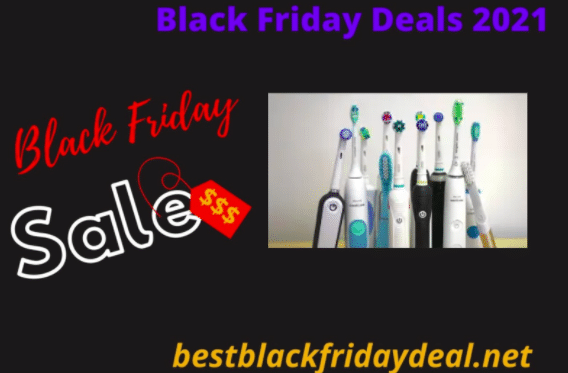 Elecrtric toothbrush black friday deals 2020