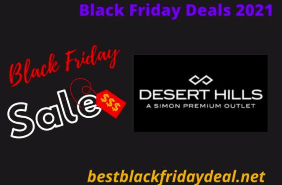 Desert Hills Premium Black Friday 2021