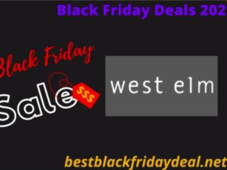 West Elm Black Friday 2021