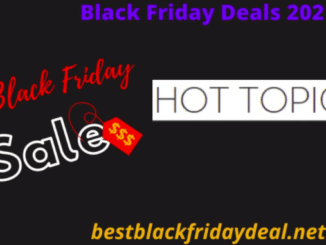 Hot Topic Black Friday Deal 2021