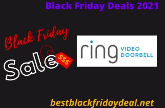 Ring Doorbell Black Friday 2021