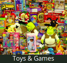 Toys and Games Black Friday Sales