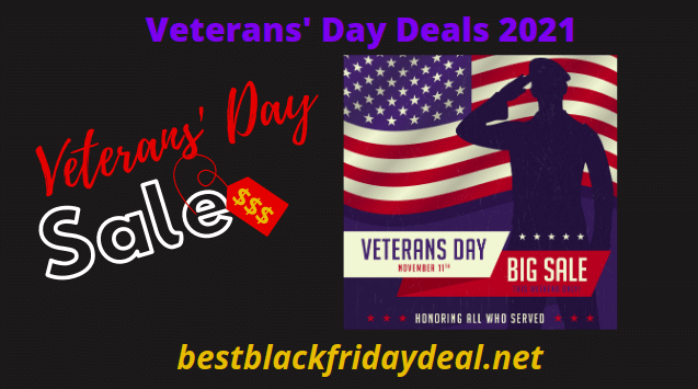 Veterans Day Sales 2021