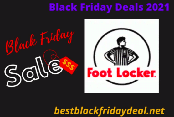 FootLocker Black Friday 2021