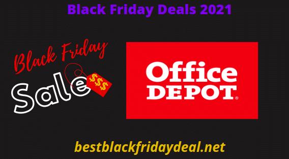 Office Depot Black Friday 2021 Sales